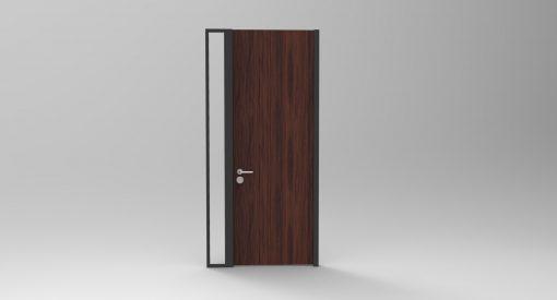 Diseño de puertas de seguridad
